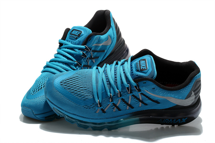 nike air max 2015 homme peacock blue true noir