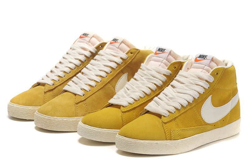 nike blazer jaune. Black Bedroom Furniture Sets. Home Design Ideas