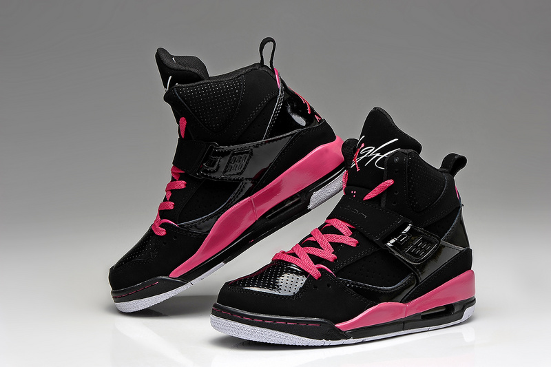 air jordan flight fille