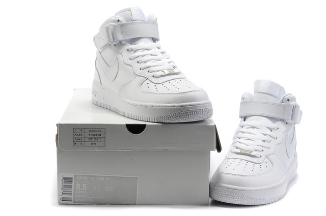 nike blanche air force pas cher