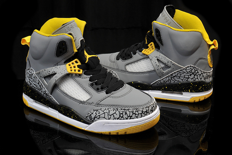 Air Jordan Spizike Jaune