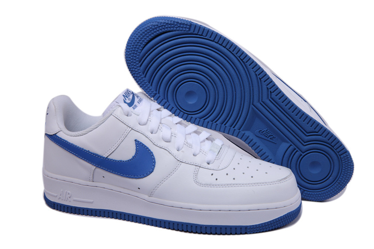 air force 1 enfant bleu