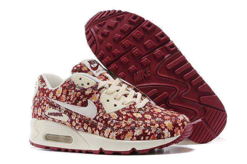 femme nike air max 90 grise leopard chaussures